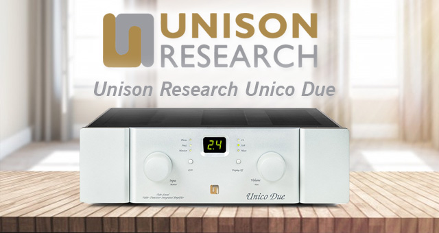 Unison Research Unico Due – novo integrirano pojačalo