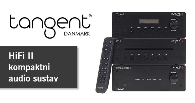 Tangent HiFi II – kompaktni audio sustav