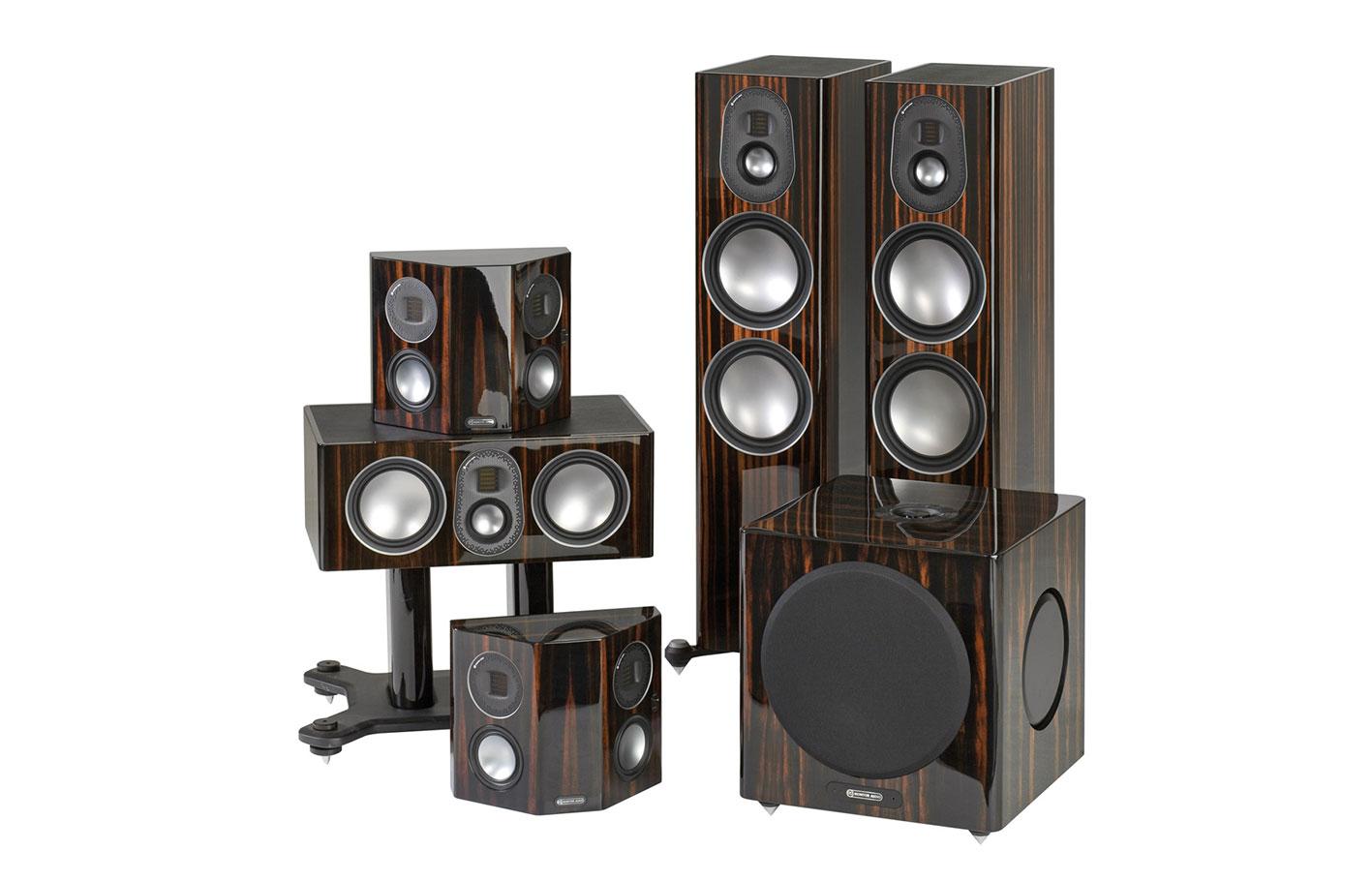 Monitor Audio Gold serija