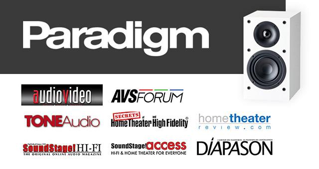 Nagrade za zvučne kutije Paradigm Monitor SE u 2018. godini
