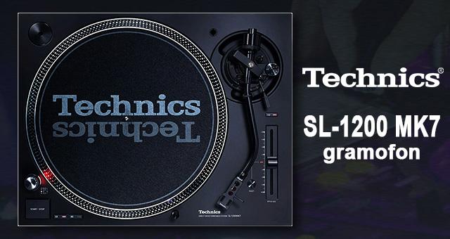 Technics SL-1200 MK7 – veliki povratak gramofona s direktnim pogonom
