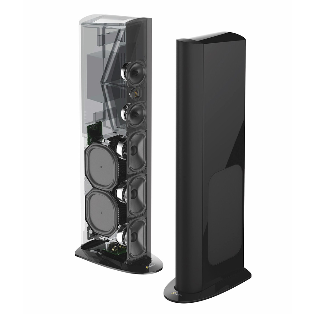 GoldenEar Triton Reference presjek
