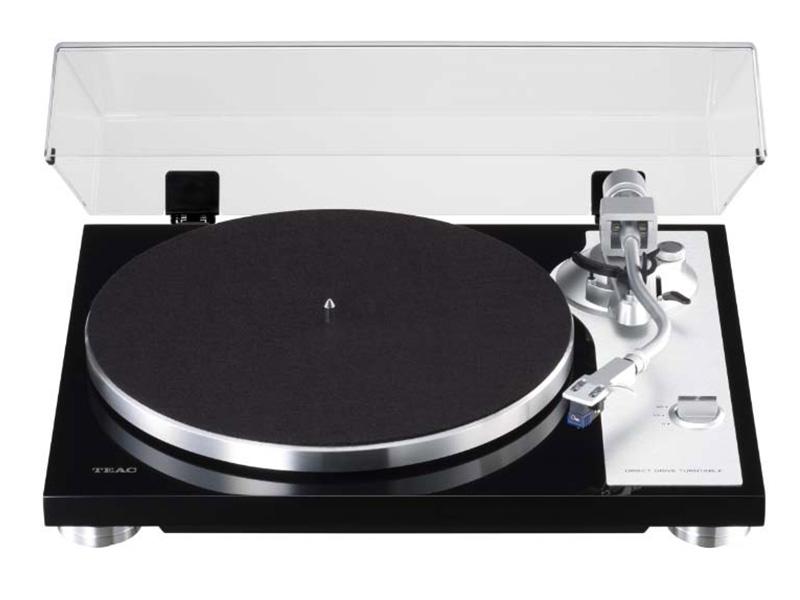 TEAC 2019 TN 4D DD gramofon crni