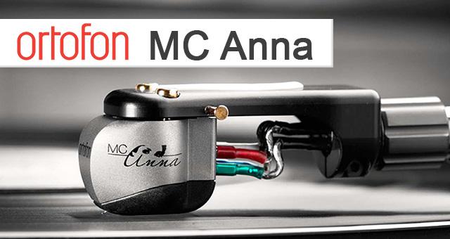 ORTOFON – MC Anna i MC Anna Diamond, zvučnice najviših dosega