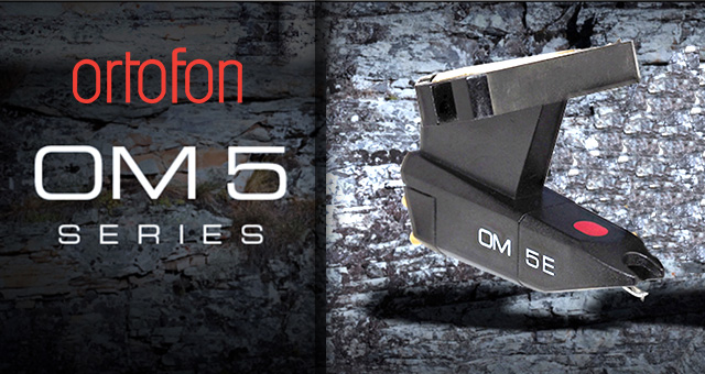 ORTOFON – nova OM 5 serija MM zvučnica