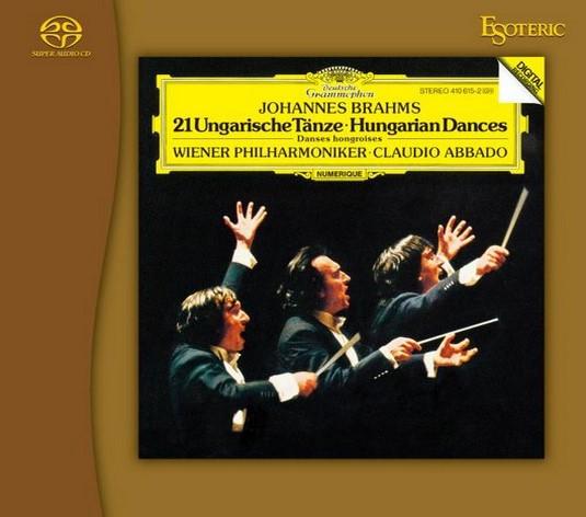 Brahms 21 Ungarische