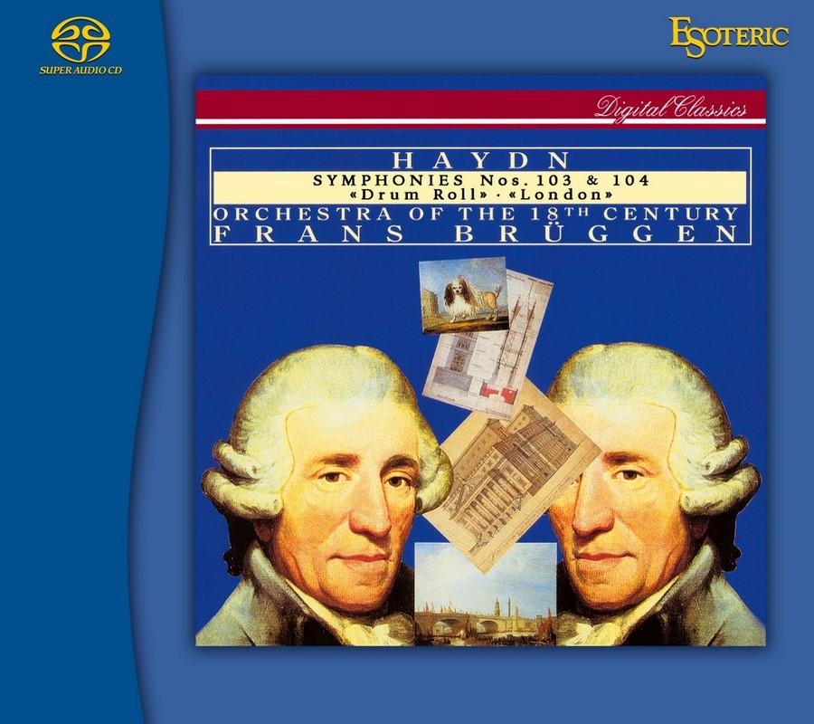 Haydn 103 & 104
