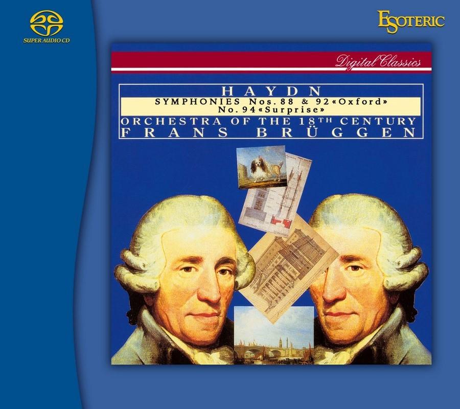 Haydn 88, 92 & 94