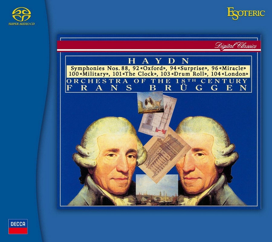 Haydn simfonije kutija