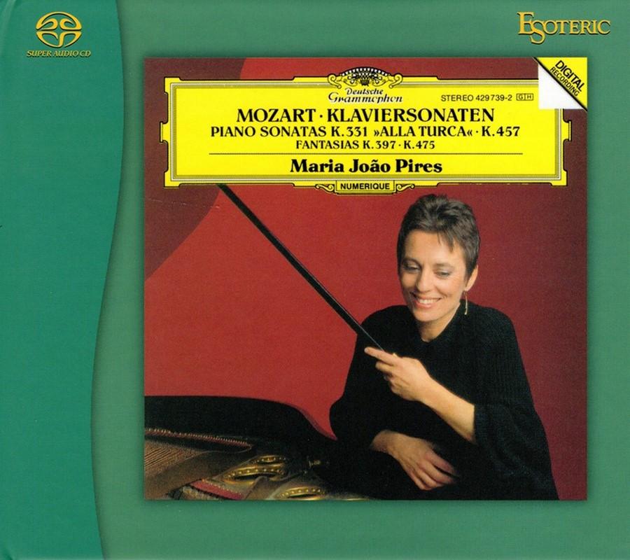 Mozart Sonate Pires