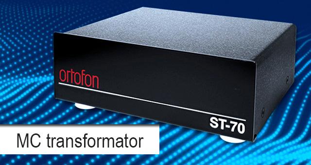 ORTOFON – ST-70 MC transformator