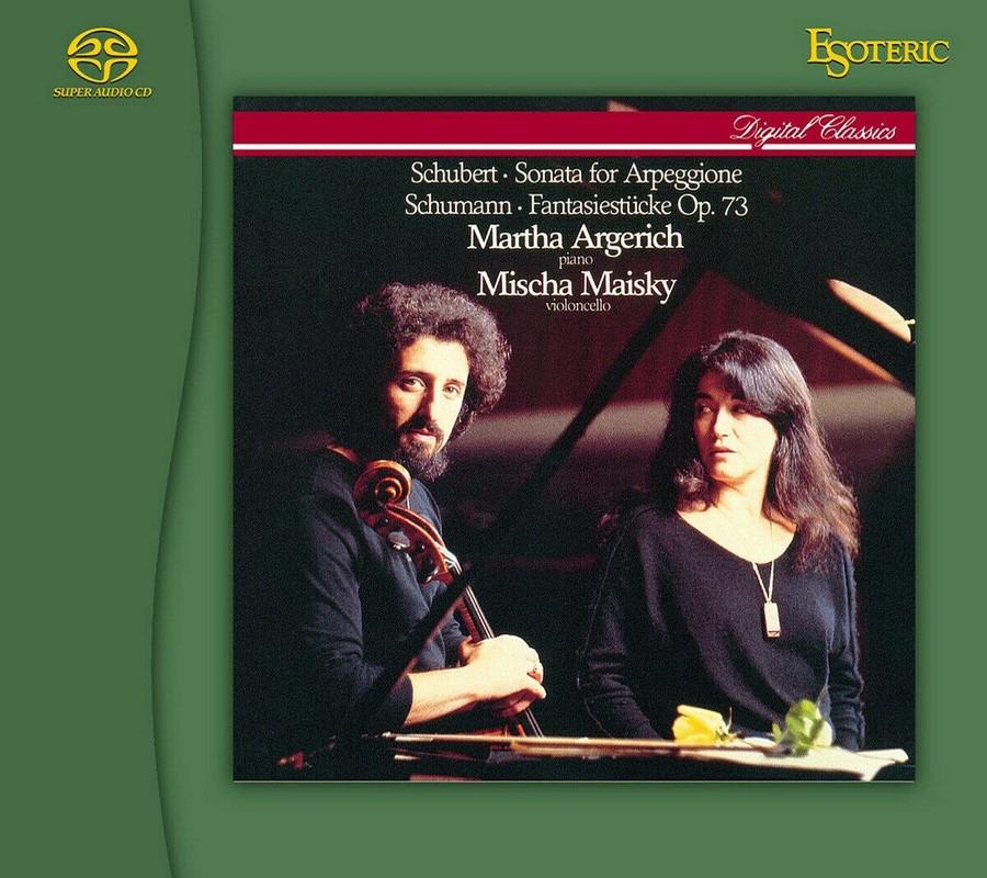 Schubert Argerich Maisky