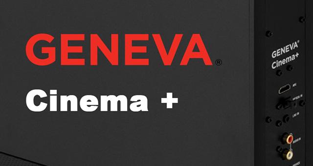Geneva Cinema + – soundbar? Aktivni zvučnik? Što je to?