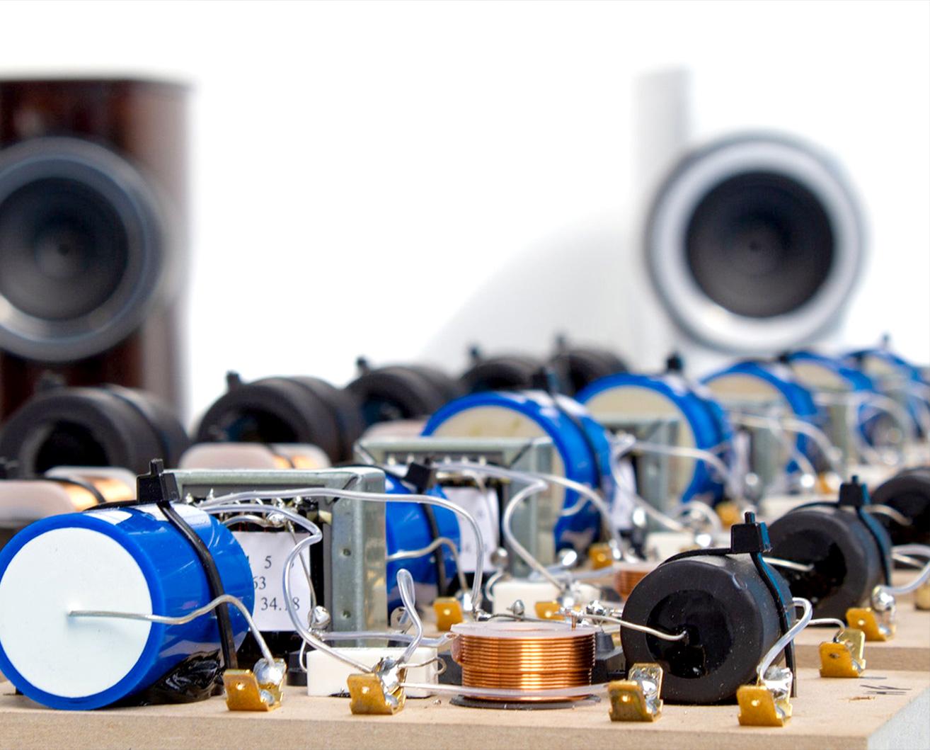 Fyne Audio F1 12 skretnice