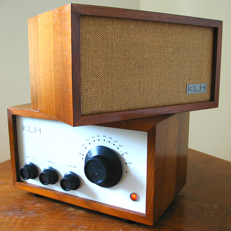KLH Model Eight