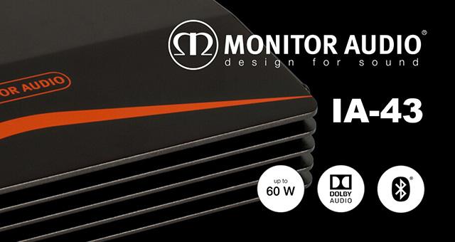 Monitor Audio IA40-3 pojačalo