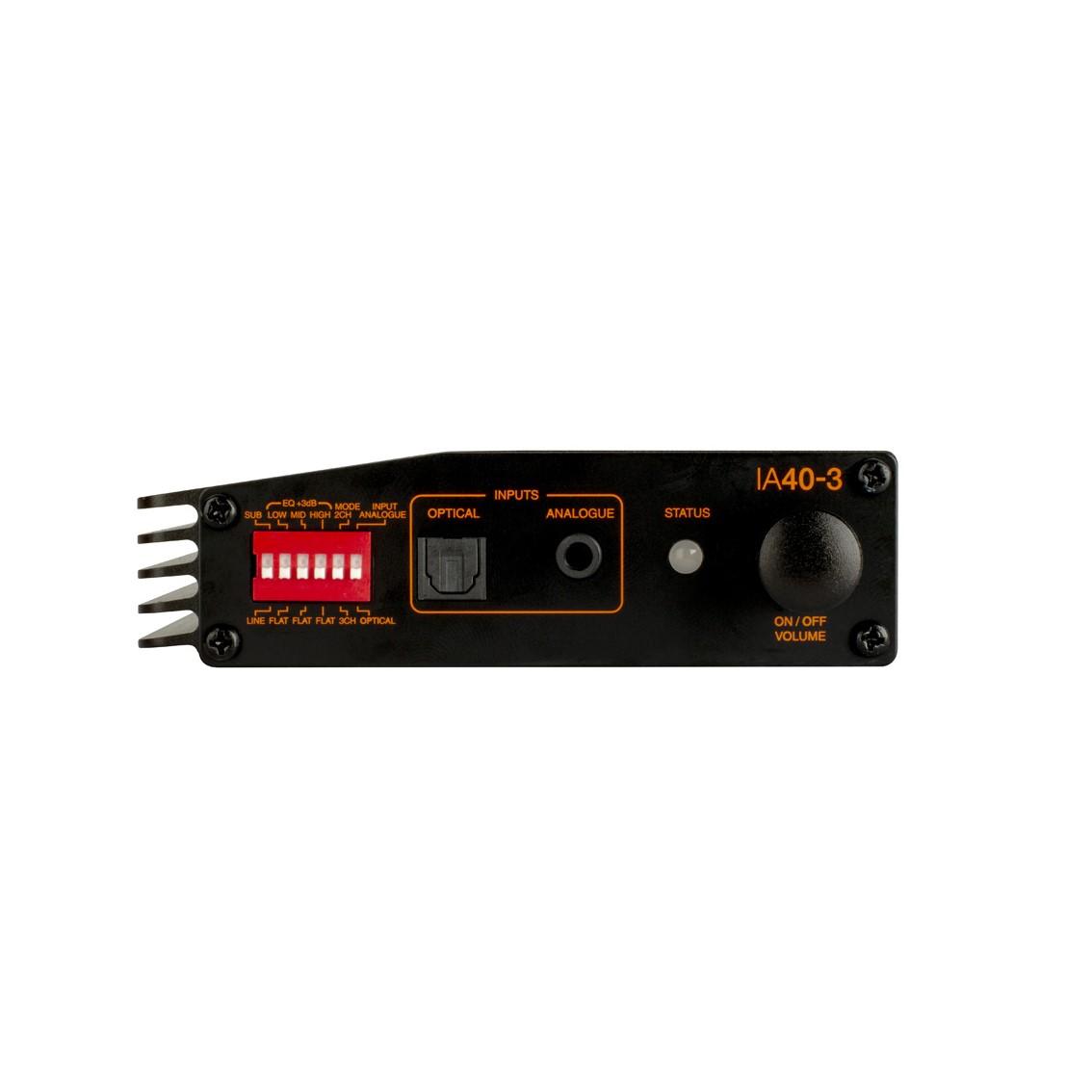 Monitor Audio IA40-3 ulazi strana