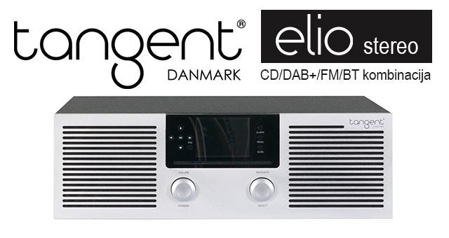Tangent Elio Stereo i Mono – CD/DAB+/FM/BT kombinacija