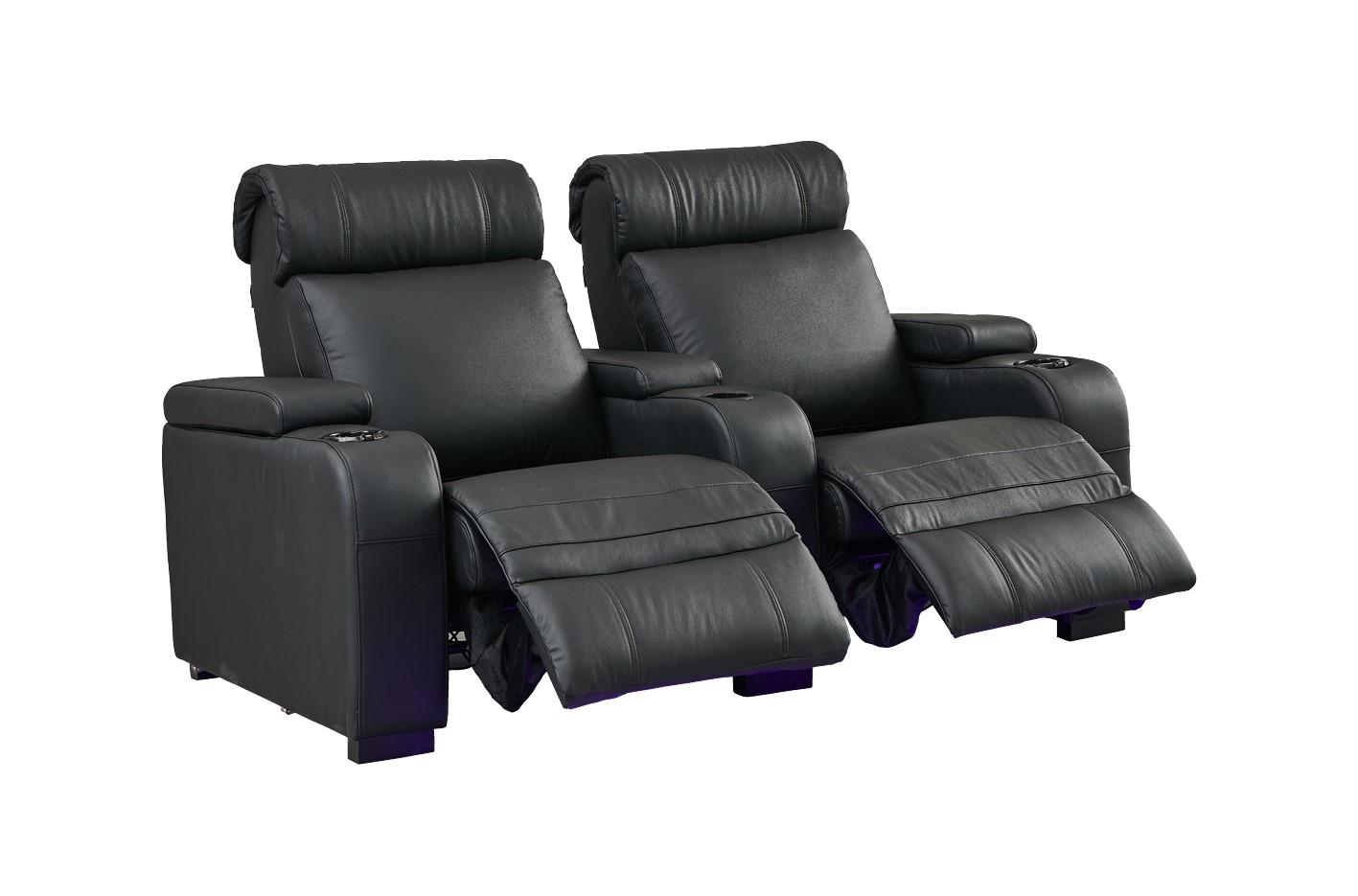 Dvije ležeća fotelje