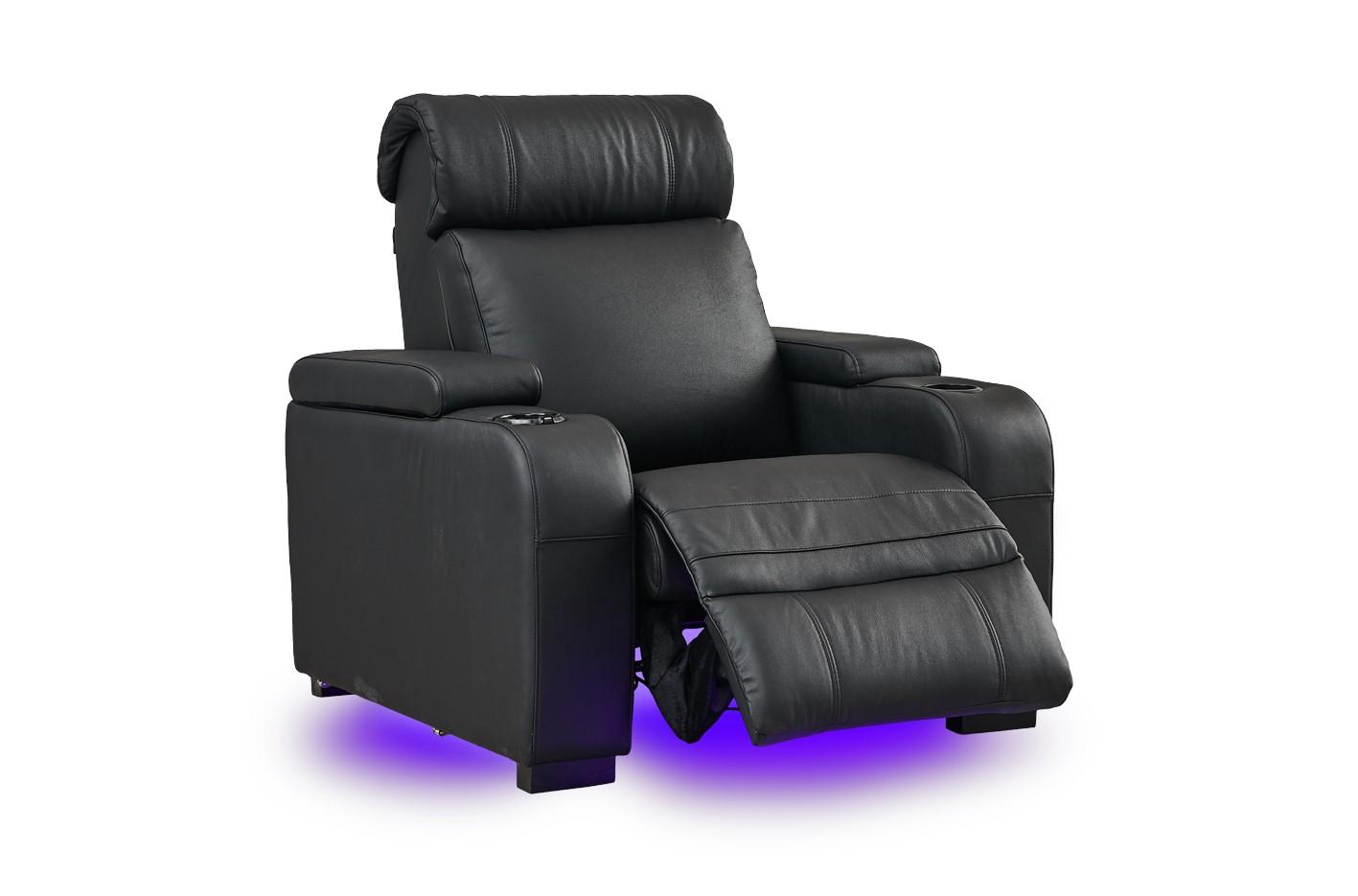 Jedna ležeća fotelja