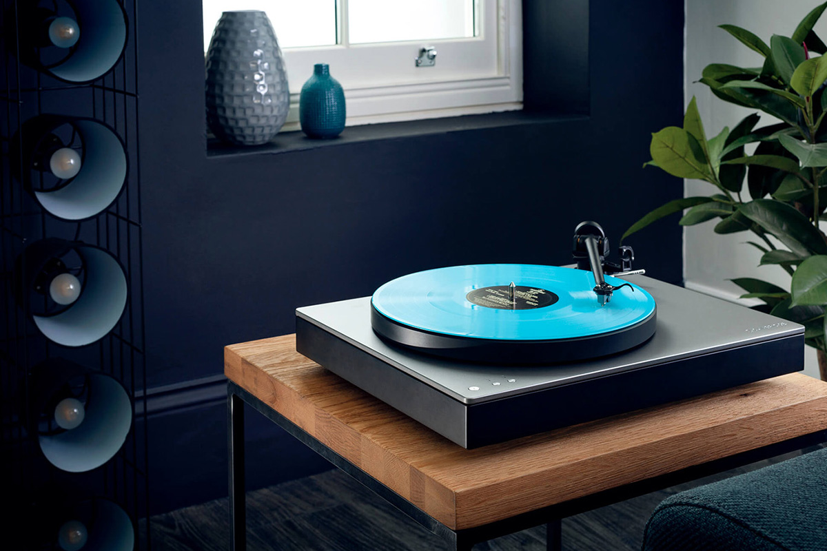 Cambridge Audio ALVA gramofon