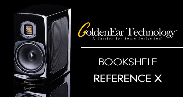 GoldenEar Technology BRX – novi vrhunski zvučnik za stalke (Bookshelf Reference X)
