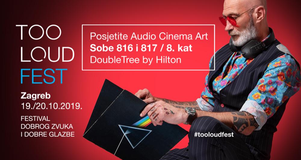 Pozivnica za Tooloud fest – 19. i 20. 10. 2019., od 10 – 20 sati