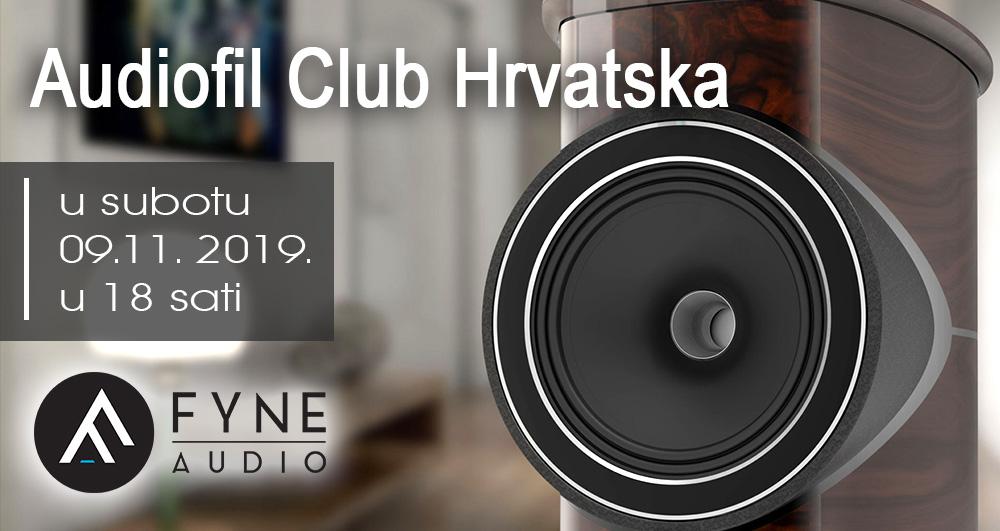 Audiofil klub pozivnica 09.11.2019.