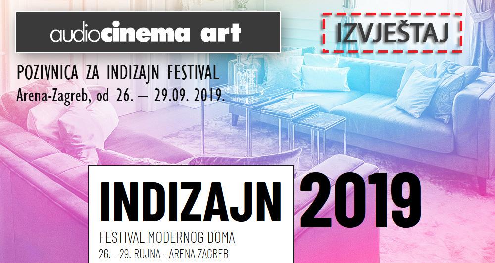 InDizajn – festival modernog doma 26. – 29. rujna 2019. – Arena Zagreb izvještaj