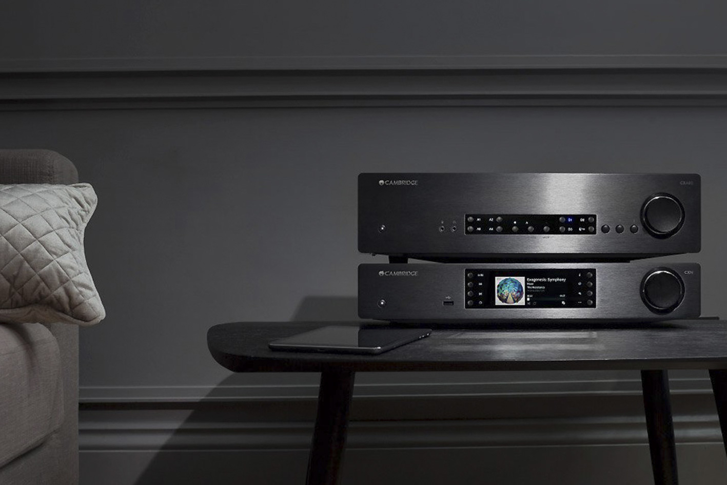 Cambridge Audio CXN V2 lifestyle