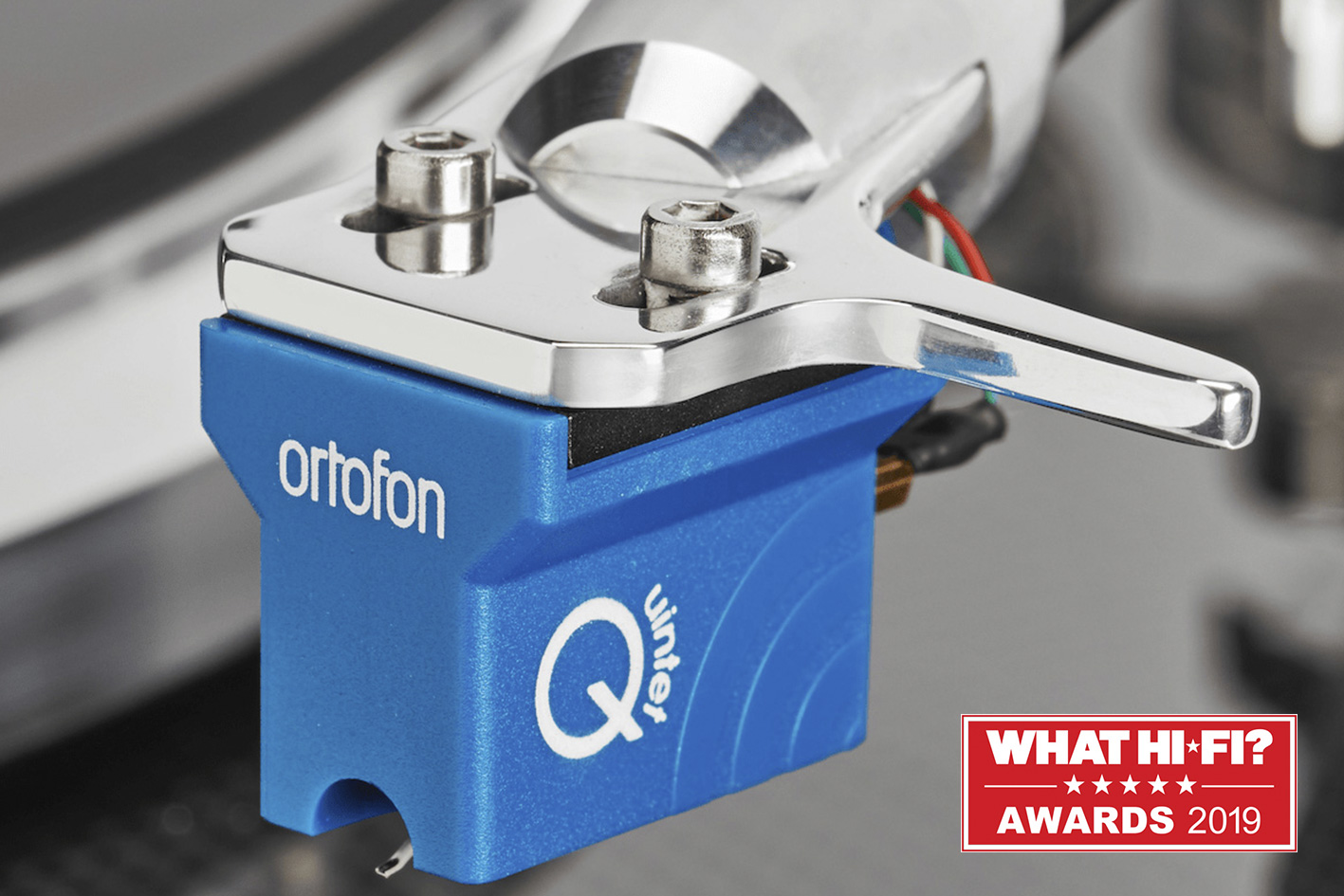 Ortofon Quintet Blue Eat
