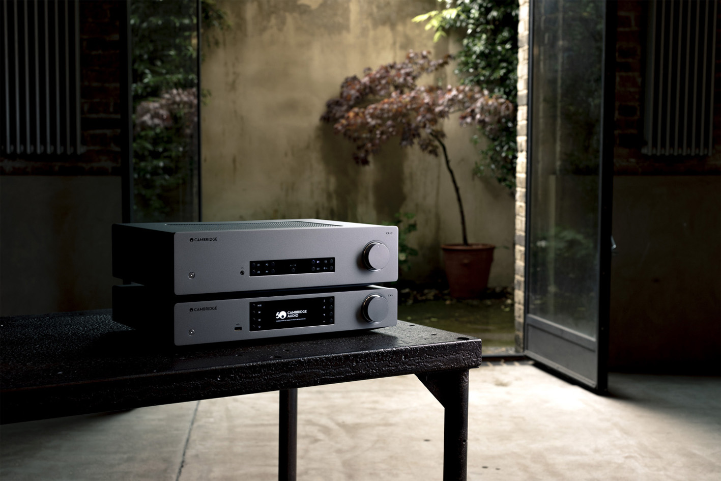 Cambridge Audio CXN i CXA81