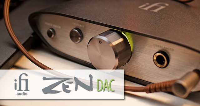 ifi Zen serija – ZEN DAC na tržištu