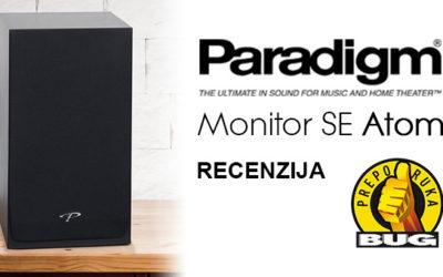 Paradigm Monitor SE Atom – Vrijedni svake kune