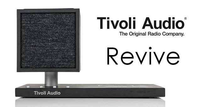 Tivoli Audio Revive – jednostavnost prije svega