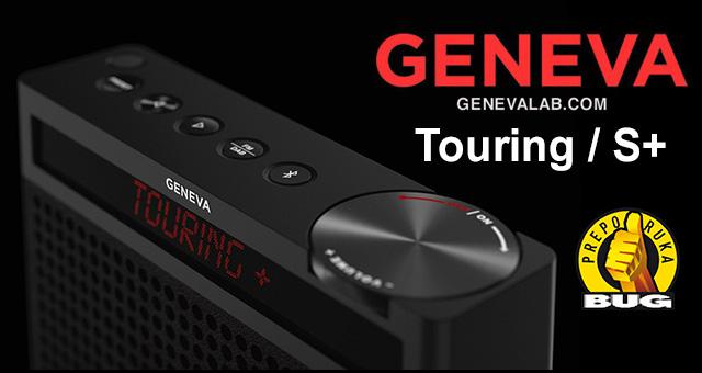 Retro, a moderan – Geneva Touring/S+ recenzija