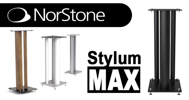 Norstone Stylum Max stalci za zvučnike