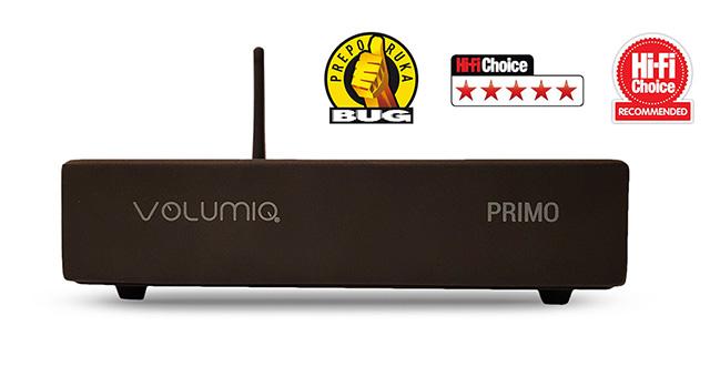 Volumio Primo – Kvalitetan hardver za moćan audiosoftver