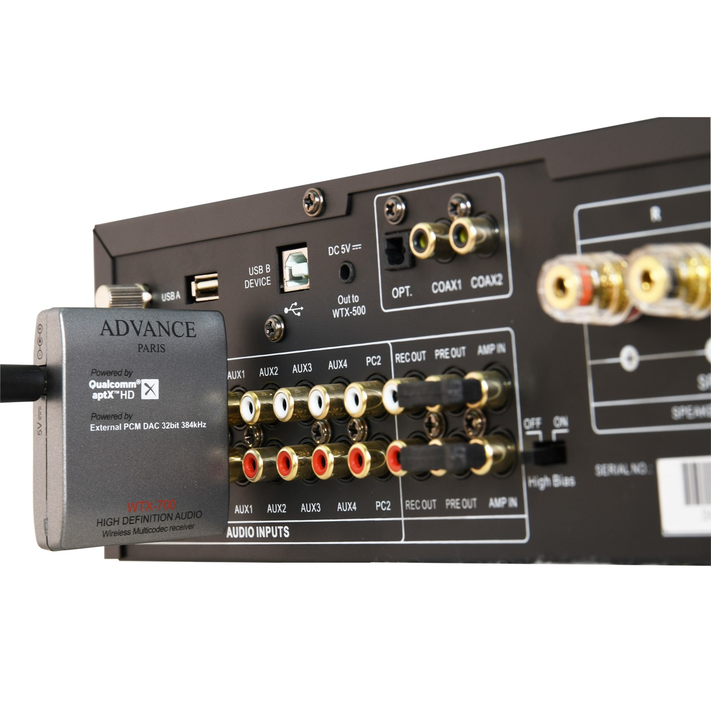 WTX700 CONNECTED
