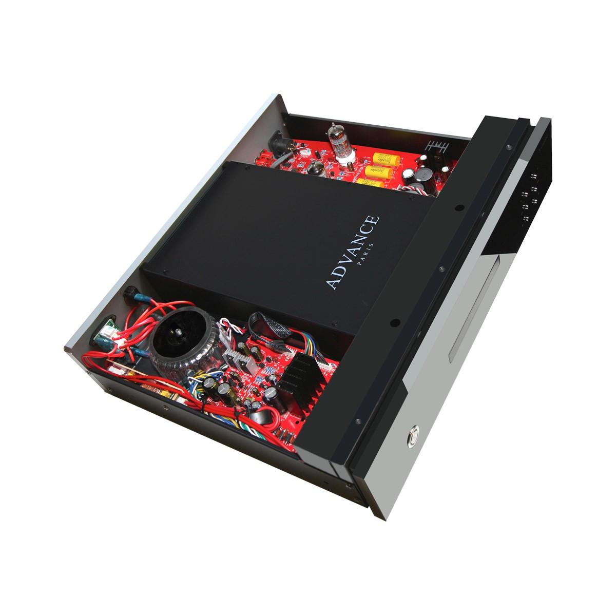 X-CD 1000 - Inside