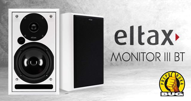 Eltax Monitor III BT – Ljepota dolazi iznutra