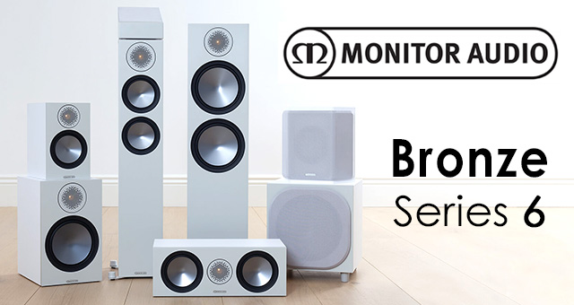 Monitor Audio Bronze Series 6 – dobro, bolje, Series 6!