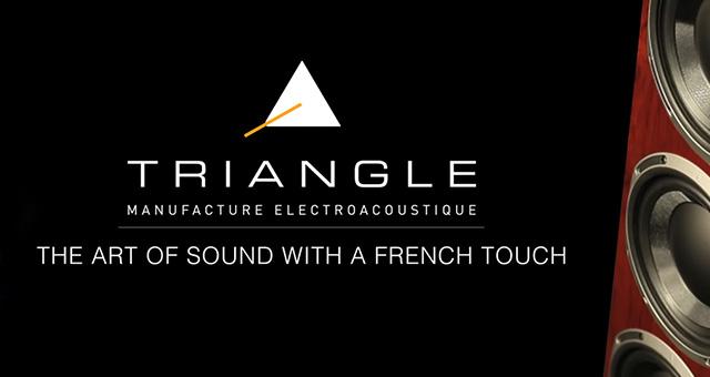 Ponovo u Audiocinema-artu – Triangle zvučničke kutije i pribor!
