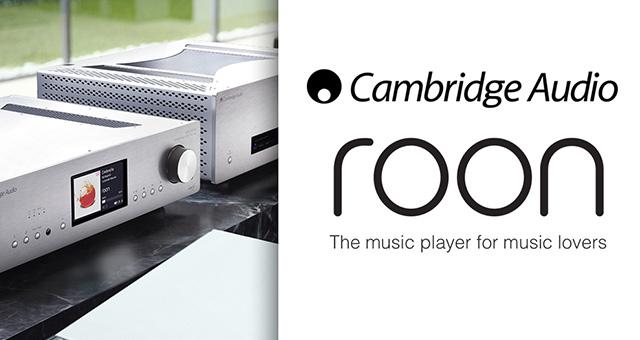 Roon u Cambridge Audio mrežnim audio reproduktorima