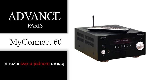 Advance Paris MyConnect 60 – mrežni sve-u-jednom uređaj