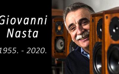 In memoriam – Giovanni Nasta više nije s nama