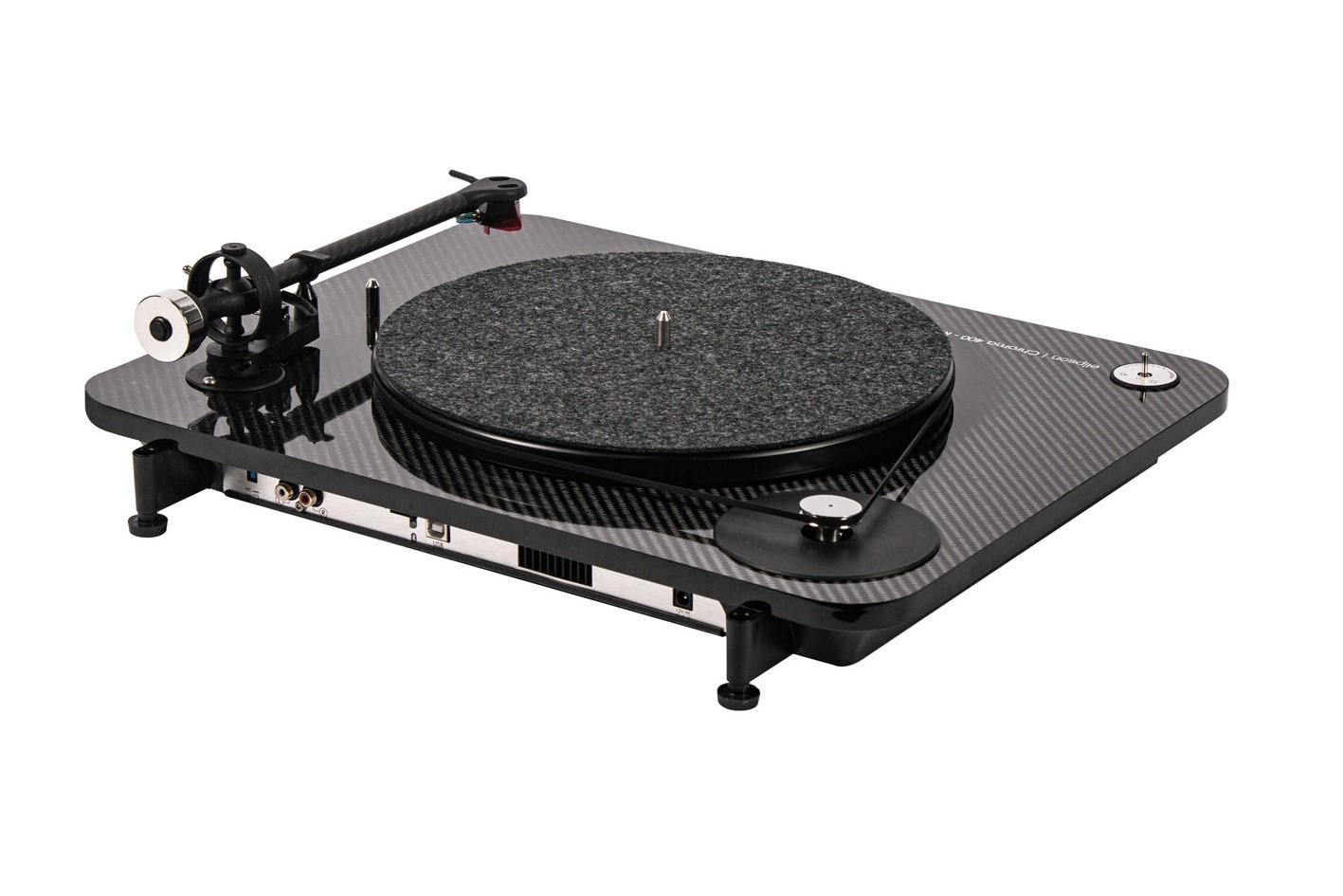 Chroma 400 RIAA BT Carbon zadnja