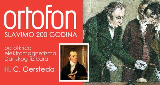 Ortofon – Slavimo 200 godina od otkrića elektromagnetizma