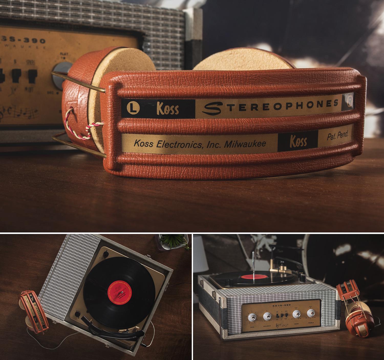 1958 Koss slušalice SP3X