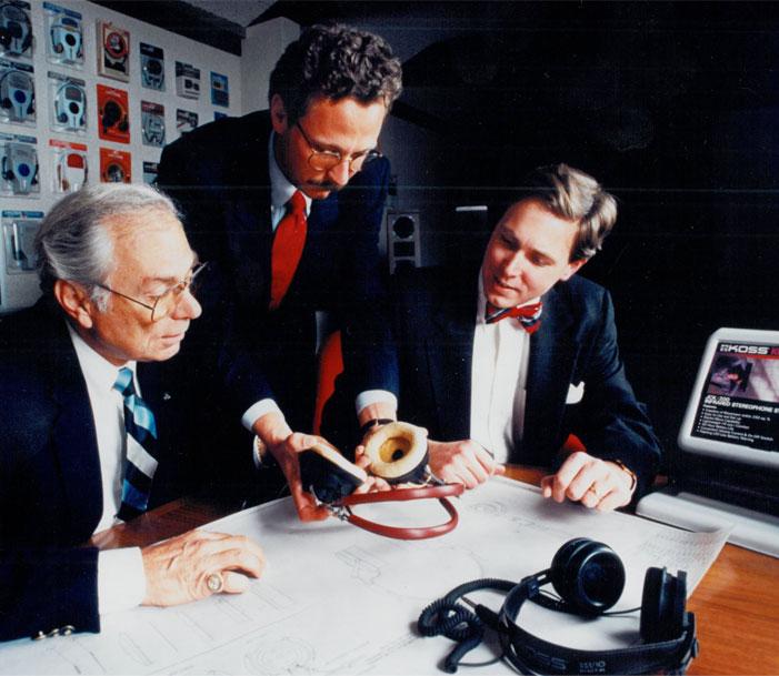 1990 Koss ekipa